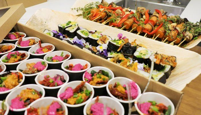 - Drop off Catering